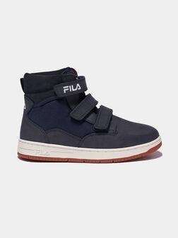 Високи обувки Knox Velcro mid JR - 1