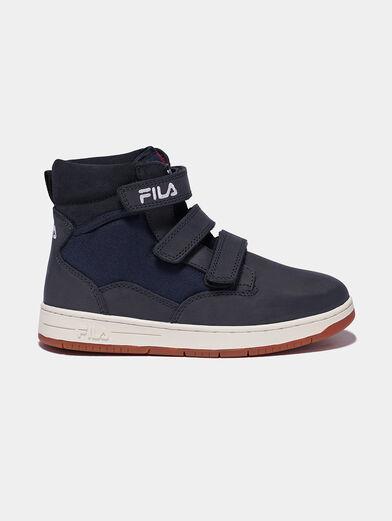 Knox Velcro mid JR High sneakers - 1