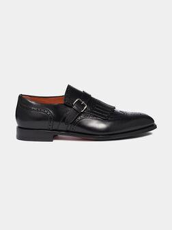 Обувки в черен цвят - 1