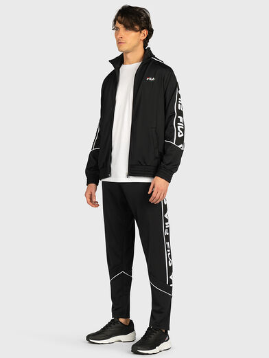 TED Track pants with contrastic logo - 4