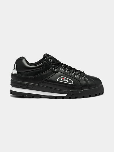 TRAILBLAZER L Black sneakers with chunky sole - 1