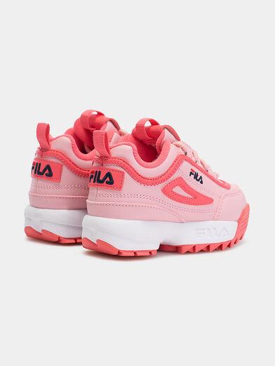 DISRUPTOR Sneakers in coral - 3