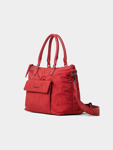 PADUA bag with embroidered mandala elements - 3
