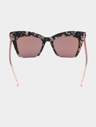 Sunglasses with floral details - 4