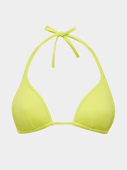 Padded triangle bikini bra MILLENIALS - 1