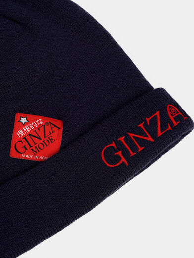 Unisex beanie with logo embroidery - 2