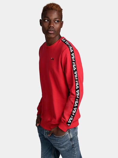 AREN Sweatshirt with logo accents - 1