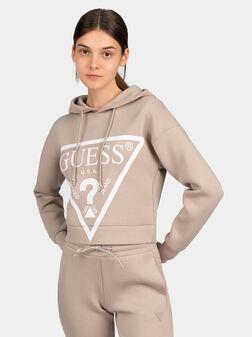 ALISA Scuba sweatshirt - 1