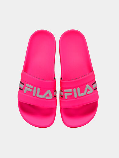 Slippers in fuxia - 4