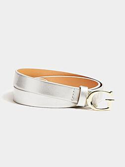 GWEN Silver belt - 1