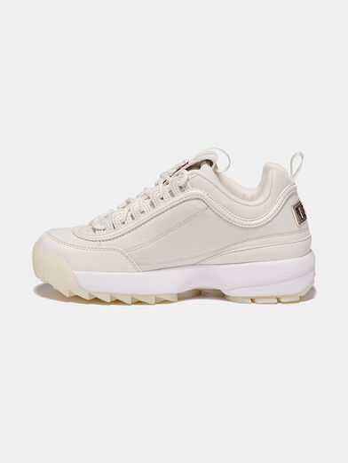 DISRUPTOR Sneakers in ecru - 4