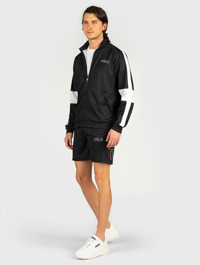 JANI Shorts with logo print - 4