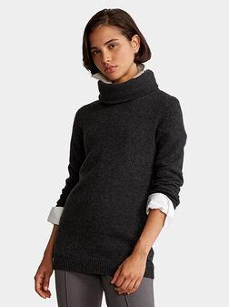 Cashmere sweater - 1