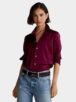 Риза от коприна - 1