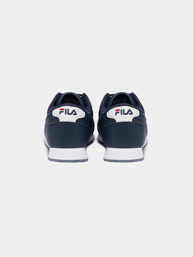 ORBIT LOW Sneakers in black color - 3