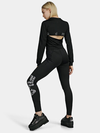 FAYOLA Sports cropped top - 4