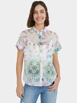Риза SHEILA с принт - 1