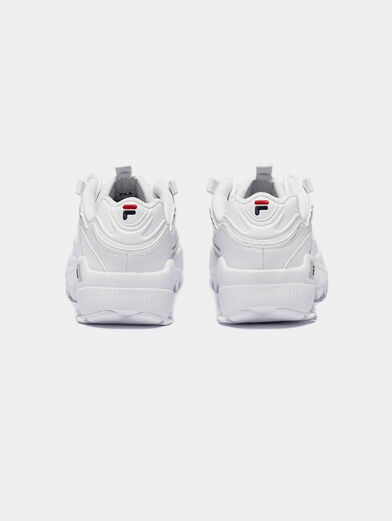 D-FORMATION White sneakers - 2