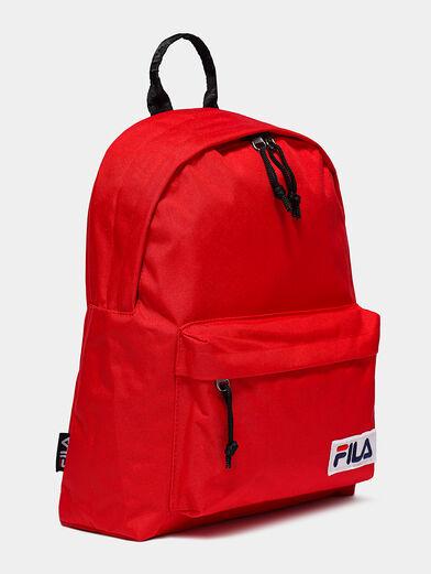 Unisex black backpack - 2