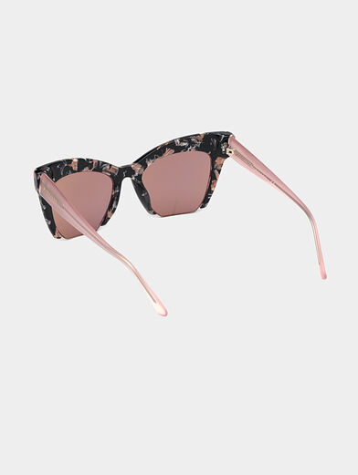 Sunglasses with floral details - 3