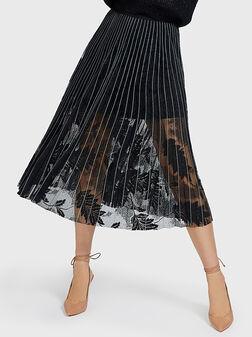 MAFALDA Pleated skirt - 1