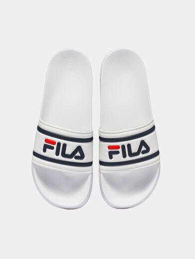 MORRO BAY Black slippers - 2