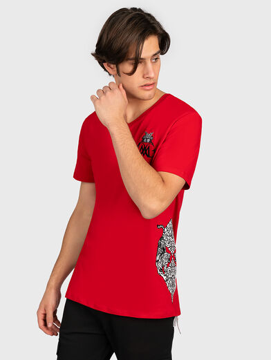 Red t-shirt - 1