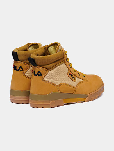 GRUNGE II Boots in beige - 2