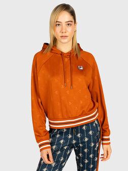 HELEN Sweatshirt in brown - 1