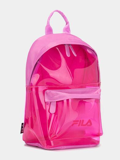 Pink Backpack - 2