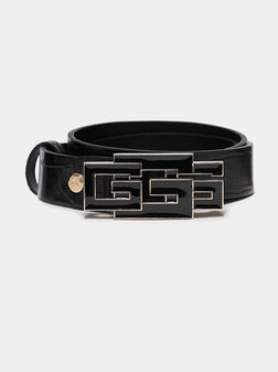 Black belt - 1