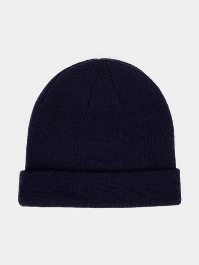 Unisex beanie with logo embroidery - 3