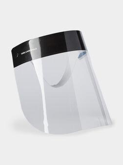 Предпазен шлем с лого детайл - 1
