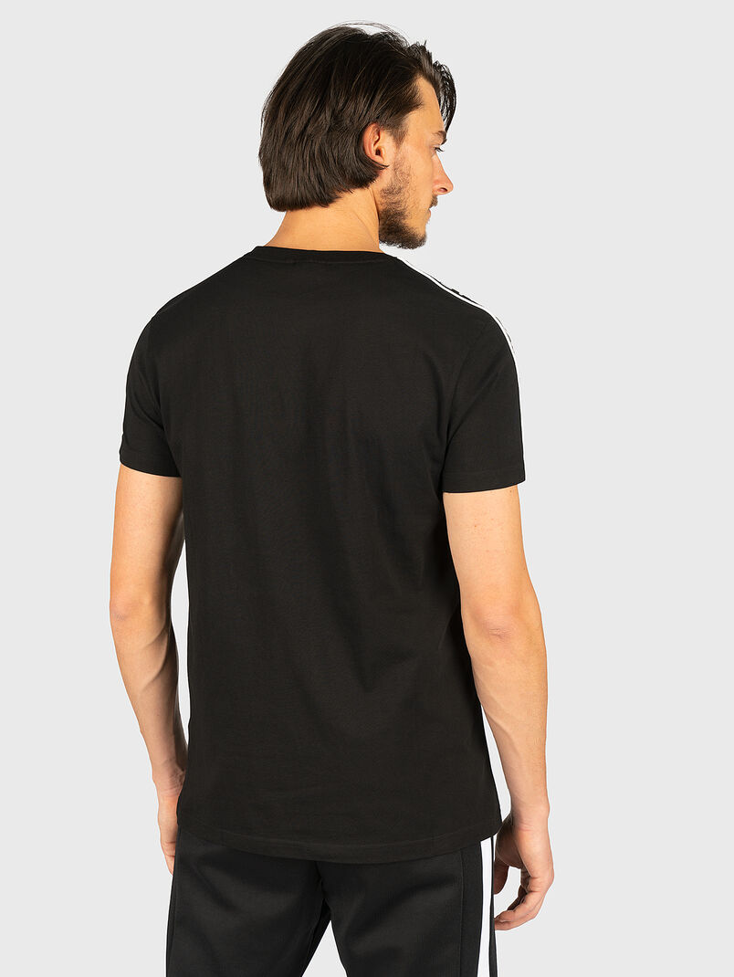THANOS Cotton T-shirt in black color - 3
