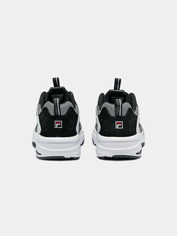 RAY TRACER Black sneakers - 4