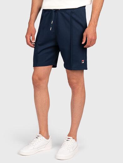 HYWEL Shorts in blue - 1