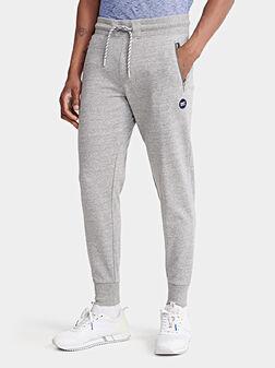 Спортен панталон COLLECTIVE в сив цвят - 1