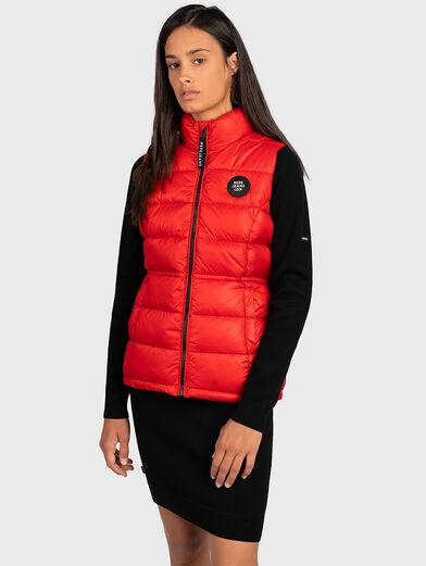 SITA Vest in red - 1
