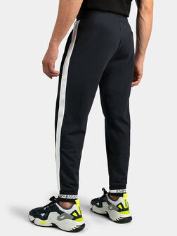 Sports pants with white straps - 1