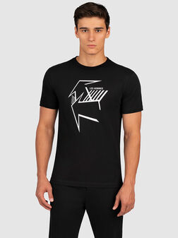 Round neck t-shirt - 1