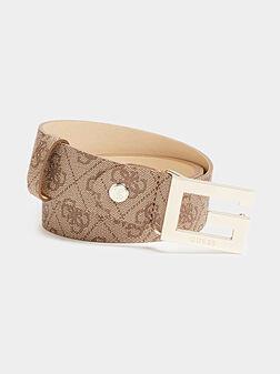 BRIGHTSIDE Belt in beige color - 1