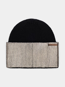Knit hat - 1