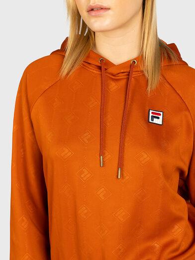 HELEN Sweatshirt in brown - 2