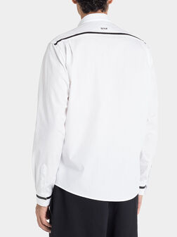 Shirt with contrasting details - 1