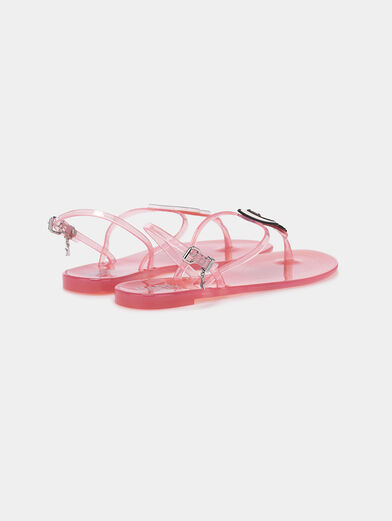 JELLY KARL IKONIC Sandals - 3