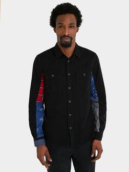 Риза RUDOLF с арт детайли - 1