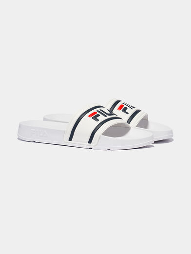MORRO BAY Black slippers - 4