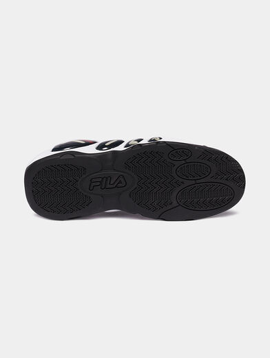 DISBUBBLE Sneakers with accentuating sole - 5