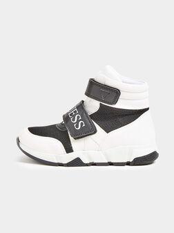LEO high sports shoes - 1