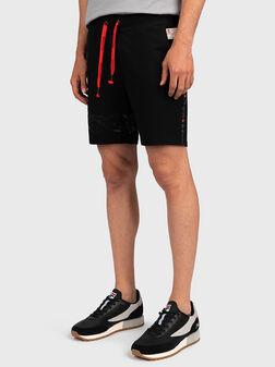 Black shorts - 1